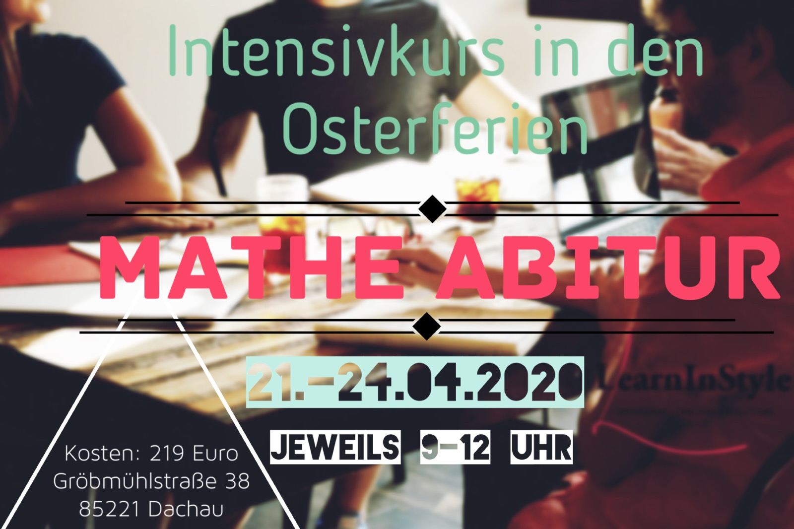 Abiturvorbereitung Mathe – Osterferien