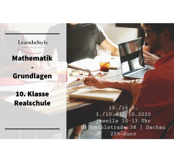 Grundlagen Mathe 10.Klasse Realschule