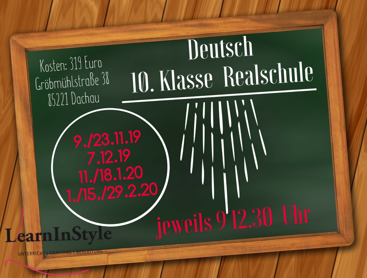 Deutsch 10. Klasse Realschule