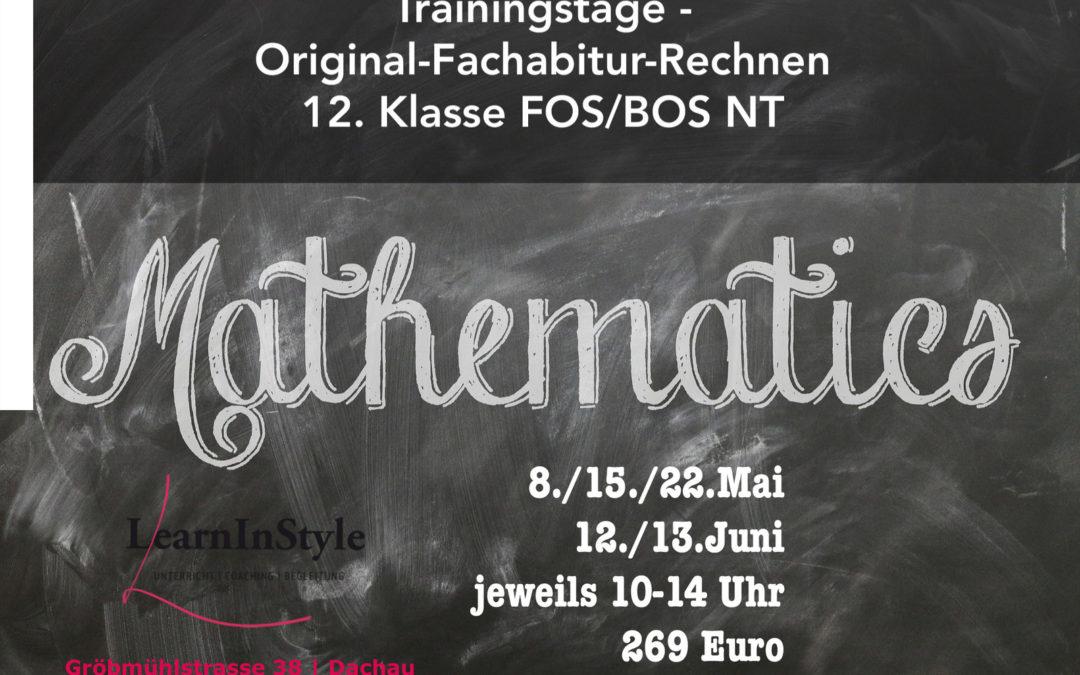 Original-Fachabitur-Rechnen FOS/BOS NT
